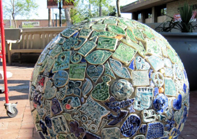 Glendale's Centennial Ball_To Be Grouted